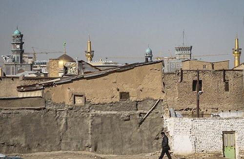 ۳۸درصد بافت های ناکارآمد و سکونتگاه های غیررسمی استان خراسان رضوی در مشهد قرار دارند