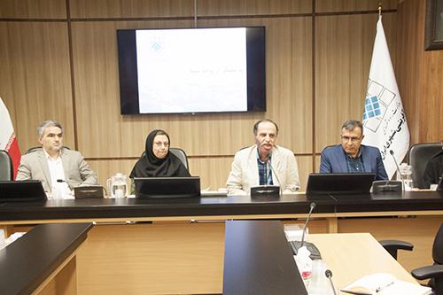 هفتمین نشست از سلسله نشستهای دفتر هفدهم برگزار شد بررسی قوانین و مقررات اجرای برنامه ملی باز آفرینی شهری